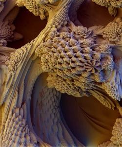 Комплексная динамика в 3d. Видео множеств Мандельбота и Жюлиа в сферической системе координат