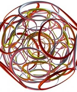 Кольцегранная модель строения вещества